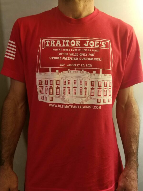 Traitor Joe's T-shirt - Front