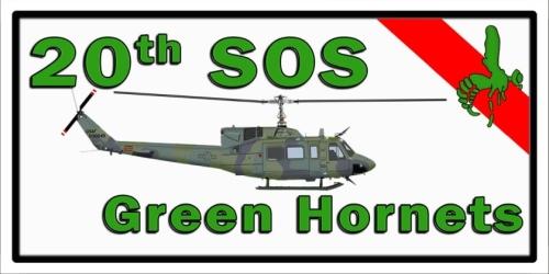 20th SOS (UH-1N Scarf)