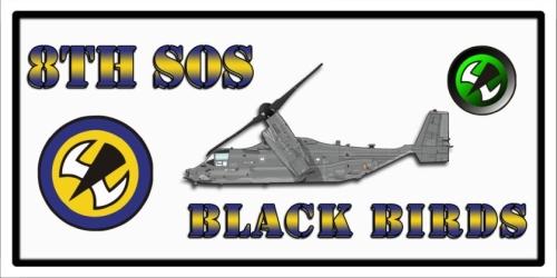 8th SOS Tag (CV-22)